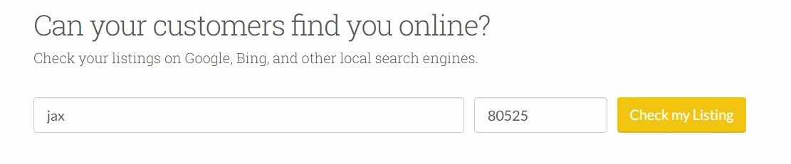 Moz local citation finder