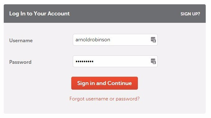 log into namecheap account