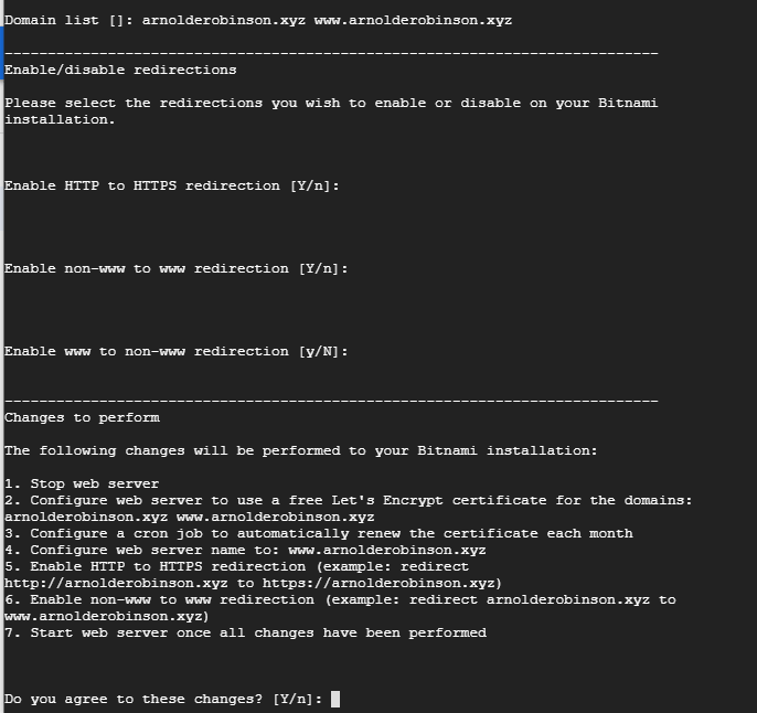 Questions Asked For The SSH